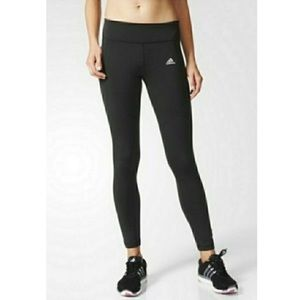 Adidas 3 Stripe ClimaLite Tight